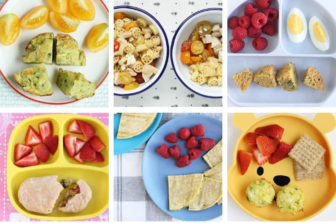 ideas of healthy food for kids